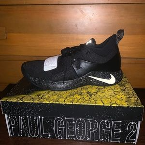 Custom Paul George Basketball Shoes